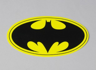 Bat Decal 180mm x 105mm