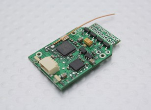 Micro MWC Flight Control Board DSM2 Compatible ESC's X4 Brushed Integrated