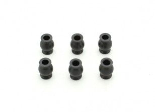 6.8 Steering Ball Stud (6pcs) - BSR 1/8 Rally T08891