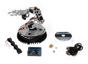 365mm Robotic Arm w/Control Board and PC link