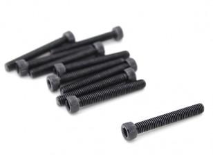 Screw Socket Head Hex M3.5x25mm (10pcs)