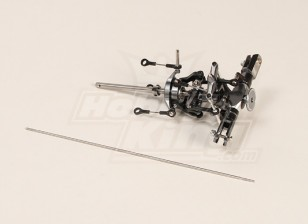 GT450PRO Metal Main Rotor Head Assembly