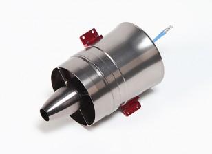 Mercury Aluminum Alloy 74mm EDF Unit (6S 2200KV-CCW)