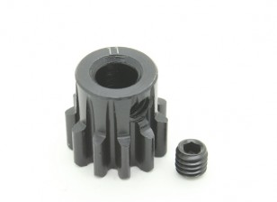 11T/5mm M1 Hardened Steel Pinion Gear (1pc)