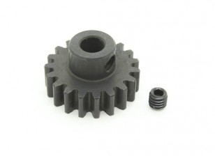 19T/5mm M1 Hardened Steel Pinion Gear (1pc)