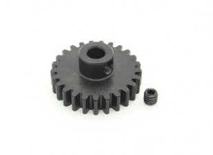 25T/5mm M1 Hardened Steel Pinion Gear (1pc)