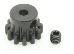 12T/3.175mm M1 Hardened Steel Pinion Gear (1pc)