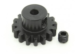 16T/3.175mm M1 Hardened Steel Pinion Gear (1pc)
