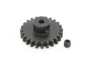 24T/3.175mm M1 Hardened Steel Pinion Gear (1pc)