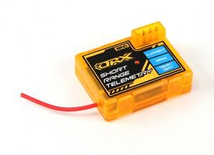 Orange RX Short Range Telemetry Station