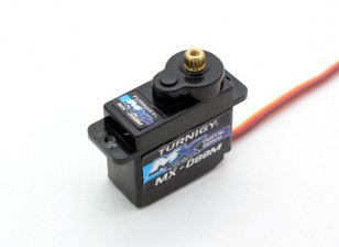 Turnigy™ MX-D80M  DS/MG Servo 2kg / 0.10sec / 12g