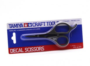 Tamiya Decal Scissors (1pc)