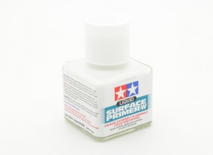 Tamiya Liquid Primer White (40ml)