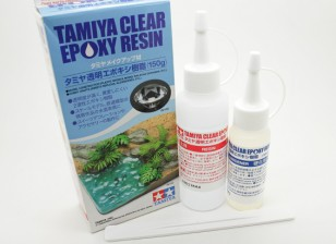 Tamiya Clear Epoxy Resin (150g)