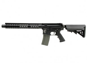 DYTAC Combat Series UXR4 Silence M4 AEG Standard Version (Black)