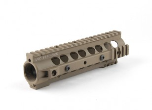 Dytac UXRIII 8.0 RAS for Systema PTW Profile (1 1/4 inch /18, Dark Earth)