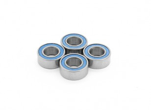 5x10x4 Ball Bearing - The Devil 1/10 4WD Drift Car (4pcs)