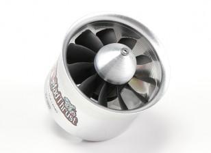 Dr. Mad Thrust 70mm 11-Blade Alloy EDF 3900kv Motor - 1300watt (4S) Counter rotating
