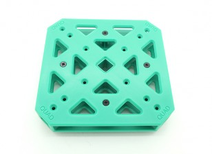 RotorBits QuadCopter Mounting Center (Green)