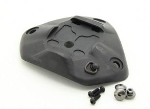 FMA Helmet Plastic NRT Universal Shroud (Black)