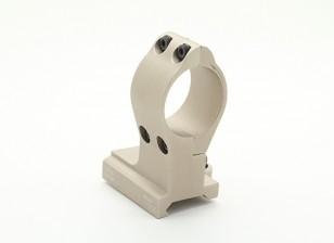 Element EX024 LR Tactical 30mm Quick Detachable Mount (TAN)