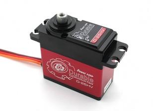 Power HD Durable D-25HV High Voltage Digital Servo w/Titanium Alloy Gears 25T 25kg/.12g/75g