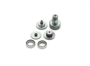 RJX FS-0390HV & FS-390THV Metal Servo Gear Set with Bearings