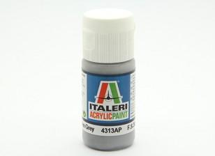 Italeri Acrylic Paint - Flat Medium Sea Grey (4313AP)