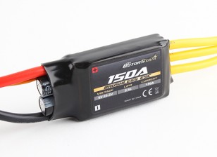 RotorStar 150A (2~6S) SBEC Brushless Speed Controller