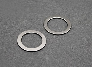 Ball Diff. Friction Plate (2pcs) - BSR Racing BZ-222 1/10 2WD Racing Buggy