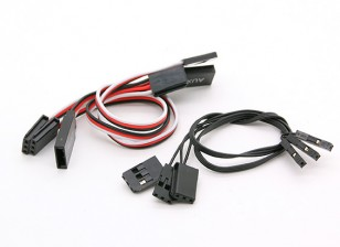 Walkera QR X800 FPV GPS QuadCopter - Extension Wire (4pcs)