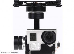 X-CAM A10-3H 3 Axis 360Deg Rotation GoPro Gimbal With A/V Link