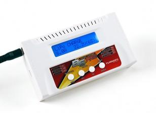 Turnigy B6 PRO 50W 6A Balance Charger (White)