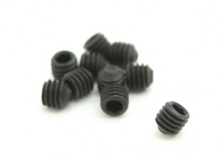 Screw Grub Hex M3x3mm (10pc)