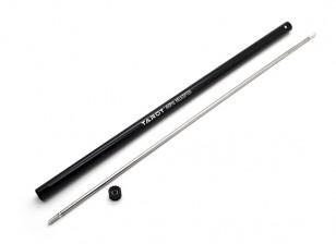Tarot 450 PRO Torque Tube w/Tail Boom - Black (TL45039)