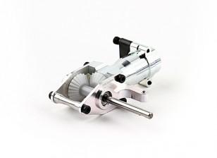 Tarot 450 PRO Metal Tail Unit (Torque Tube Version) - Silver (TL45038-03)