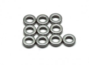 VBC Racing WildFireD06 - T1.5 7075 Spacer (10pcs)