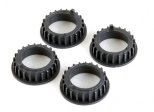 VBC Racing WildFireD06 - Dynamics Edition Adjuster Ring Set (4pcs)