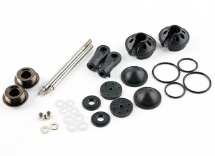 Repair Kit for F/R Shock - BSR Racing BZ-888 1/8 4WD Racing Buggy