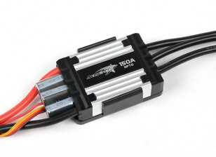 AeroStar Advance 150A HV (6~12S) Brushless ESC (Opto)