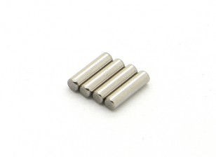 BSR Racing M.RAGE 4WD M-Chassis - Pins 2.0x7.6mm (4pcs)