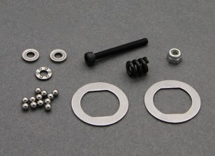 BSR Racing M.RAGE 4WD M-Chassis - Diff. Maintenance Kit