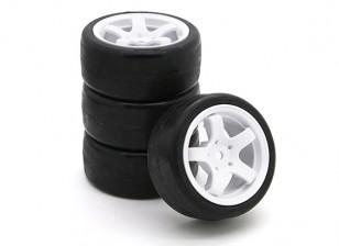 Sweep SWP-MN40 Mini Touring Complete Tire Set 40deg (4pcs)