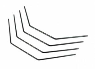 Front Stabilizer Set (1.2/1.3/1.4/1.5) - 3Racing SAKURA FF 2014