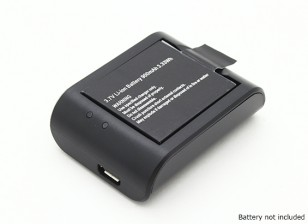 Battery Charger - Turnigy ActionCam 1080P Full HD Video Camera