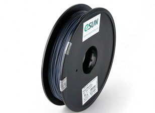 ESUN 3D Printer Filament Grey 1.75mm PLA 0.5KG Spool