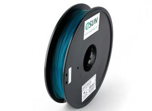 ESUN 3D Printer Filament Green 1.75mm PLA 0.5KG Spool