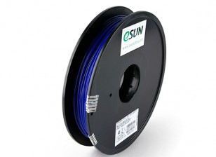 ESUN 3D Printer Filament Blue 3mm PLA 0.5KG Spool