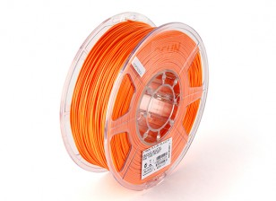 ESUN 3D Printer Filament Orange 1.75mm PLA 1KG Roll