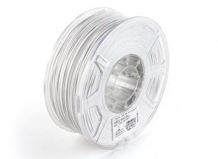 ESUN 3D Printer Filament White 1.75mm ABS 1KG Roll